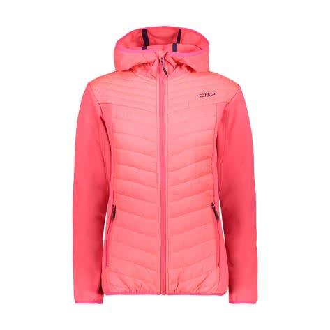 3H65176 CMP Women Fix Hood Hybrid Jacket Damen Jacke