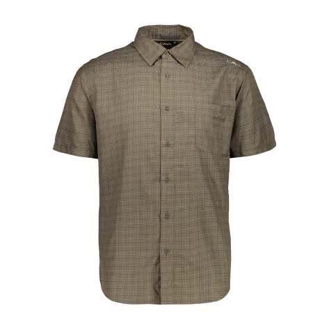 CMP Herren Kurzarm Hemd Man Shirt 30T7917