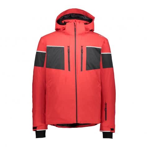 CMP Herren Skijacke Man Jacket Zip Hood 30W0407