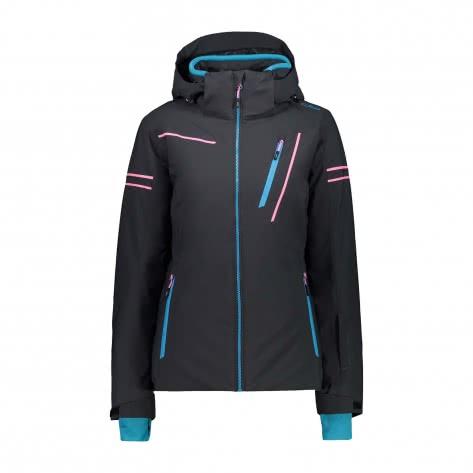 CMP Damen Skijacke Woman Jacket Zip Hood 30W0616