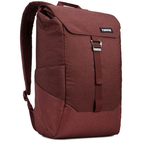 Thule Laptop - Rucksack Lithos Backpack 16L 3203629 Dark Burgundy | One size