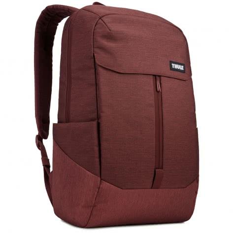 Thule Laptop - Rucksack Lithos Backpack 20L 3203634 Dark Burgundy | One size