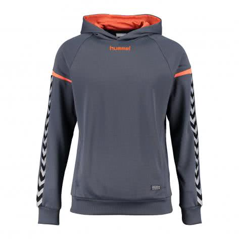 Hummel Kinder Kapuzenpullover Authentic Charge Poly Hoodie 33403