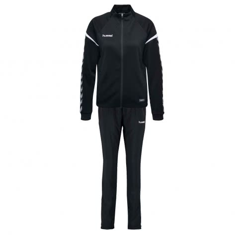 Hummel Damen Trainingsanzug Authentic Charge Poly Suit 33402+37231