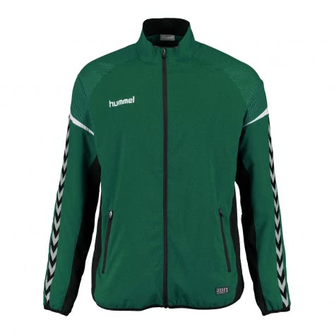 Hummel Kinder Präsentationsjacke Auth. Charge Micro Zip Jacket 33551