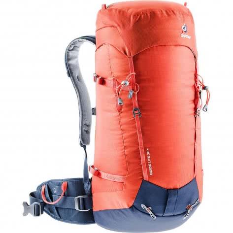 Deuter Alpin Rucksack Lite 30+ 3360320-9311 Papaya-Navy | One size