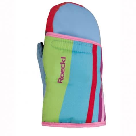 Roeckl Kleinkinder Ski Handschuhe Four 3405 736 blau Größe blau,1