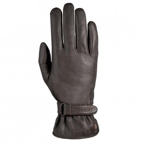 Roeckl Unisex Handschuhe Suprema Kibo 3406-338-795 6 mokka antiqu | 6