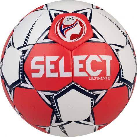 Select Handball Ultimate EC 2020 Women 3511854034 Rot-Weiss   2
