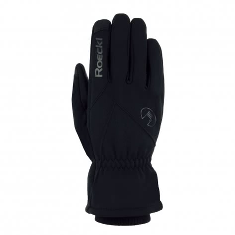 Roeckl Unisex Handschuhe Karlstad 3602-081-000 11 schwarz | 11