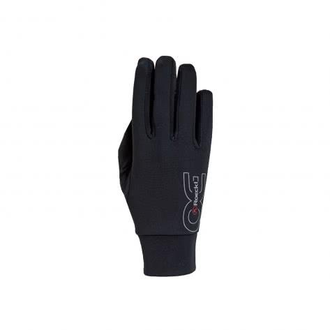 Roeckl Unisex Handschuhe Kola 3602-075-000 10.5 Schwarz | 10.5
