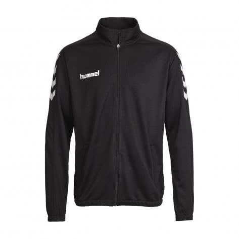 Hummel Herren Trainingsjacke Core Poly Jacket 36893-2001 S Black   S