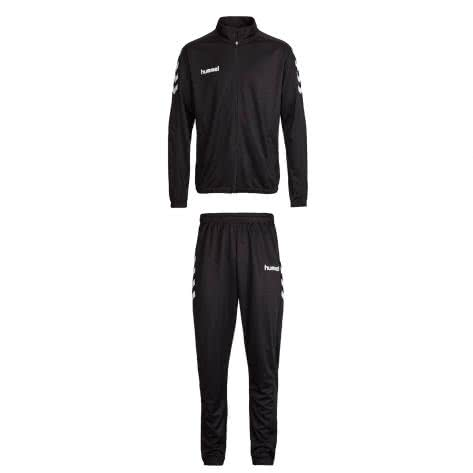 Hummel Herren Trainingsanzug Core Poly Suit 36893+32173