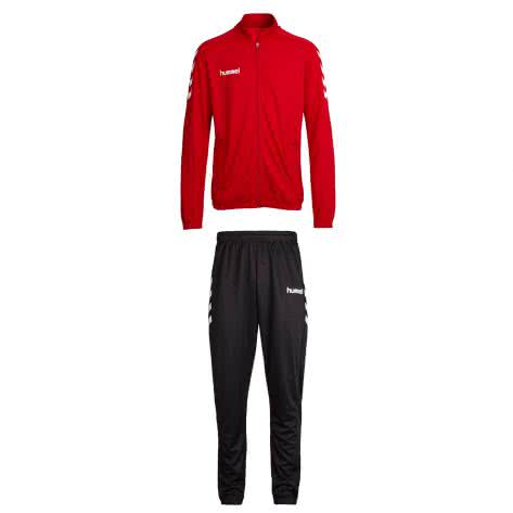 Hummel Kinder Trainingsanzug Core Poly Suit 36893+32173