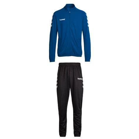 Hummel Herren Trainingsanzug Core Poly Suit 36893+32173