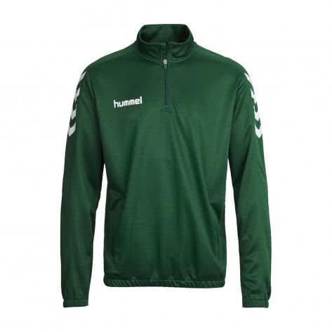 Hummel Herren Sweatshirt Core 1/2 Zip Sweat 36895
