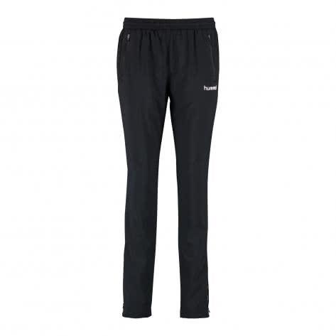 Hummel Damen Trainingshose Authentic Charge Micro Pant Women 37231-2001 XS Black | XS