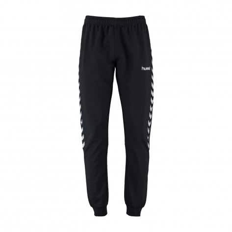 Hummel Kinder Trainingshose Authentic Charge Sweat Pant 37127-2001 116-128 BLACK | 116-128