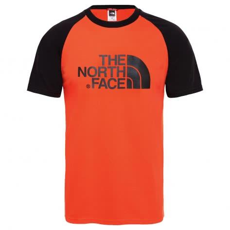 The North Face Herren T-Shirt Raglan Easy Tee 37FV