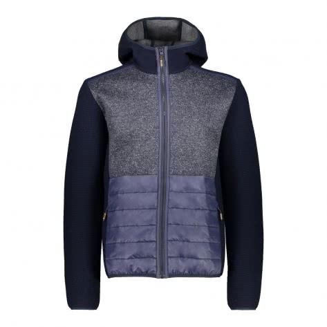CMP Herren Jacke Man Jacket Zip Hood 38M3687  