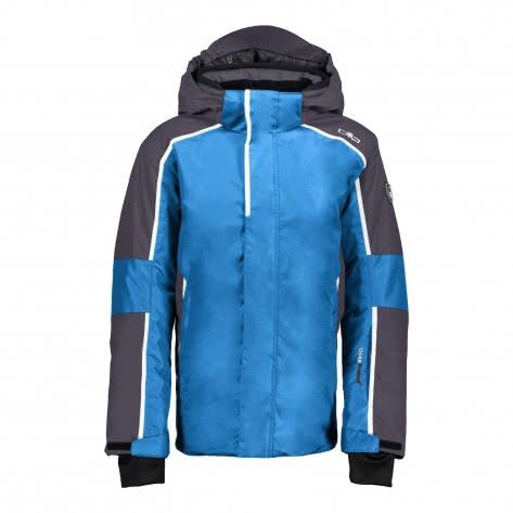 CMP Jungen Skijacke Boy Jacket Snaps Hood 38W0234
