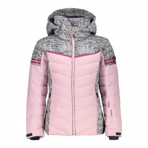 CMP Mädchen Skijacke Girl Jacket Snaps Hood 38W0475