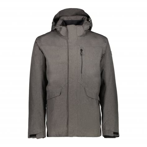 CMP Herren Outdoorjacke Man Long Jacket Zip Hood 38Z2117