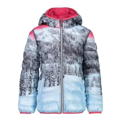 Cmp Mädchen Daunenjacke Girl Jacket Reverse Fix Hood 38z2255