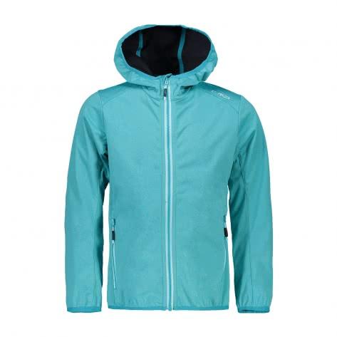CMP Mädchen Softshelljacke Girl Jacket Fix Hood 39A5115M