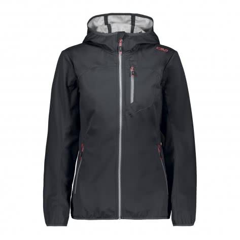 CMP Damen Softshelljacke Woman Jacket Fix Hood 39A5256