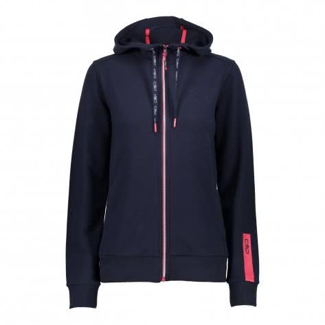 CMP Damen Sweatjacke Woman Jacket Fix Hood 39D8126