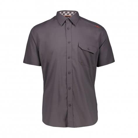 CMP Herren Kurzarmhemd Man Shirt 39T5617