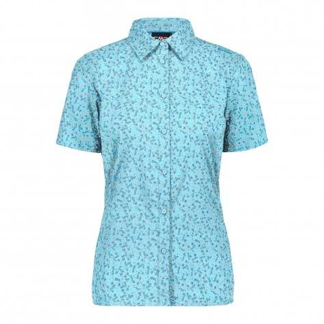 CMP Damen Bluse Woman Shirt 39T6836-08YC 36 Curacao-Anice | 36
