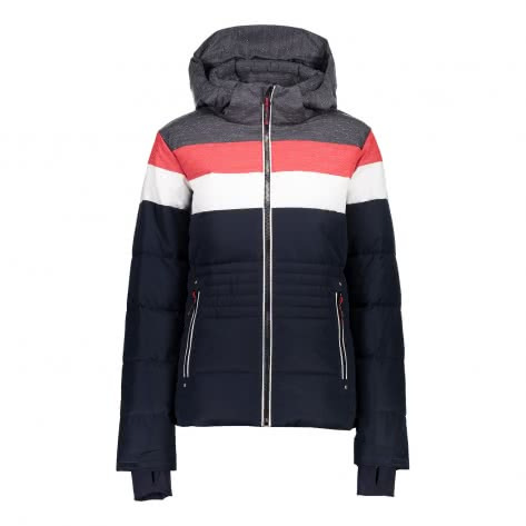 CMP Damen Skijacke Woman Jacket Zip Hood 39W1616NF  