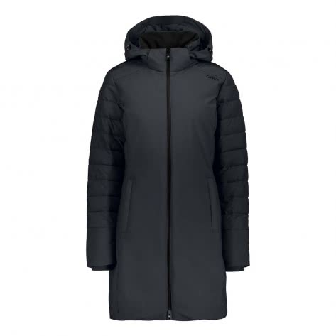 CMP Damen Mantel Woman Coat Zip Hood 39Z2746
