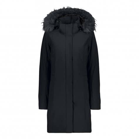 CMP Damen Mantel Woman Coat Zip Hood 39Z2766F