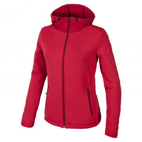 CMP Damen Fleece Jacke Fix Hood 3E13016-B467 46 Ginger | 46