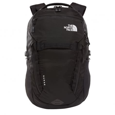 The North Face Rucksack Surge 3ETV-JK3 TNF BLACK | One size