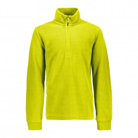 CMP Jungen Fleece Pullover Boy Fleece Sweat 3G28134 Limeade Größe 110,92