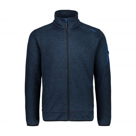 Herren Cmp Jacket 3h60747 Knitted Jacke Fleece Xnk0wP8O