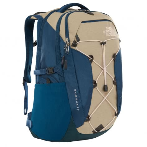 The North Face Damen Rucksack Borealis 3KV4-BY8 BLUWNGTEAL/TWILLBGELGTHTR | One size
