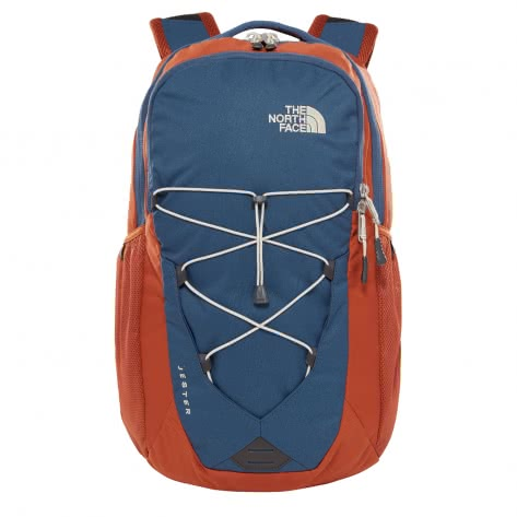 The North Face Rucksack Jester 3KV7-5RT SHADY BLU/GINGERBREAD BRN | One size