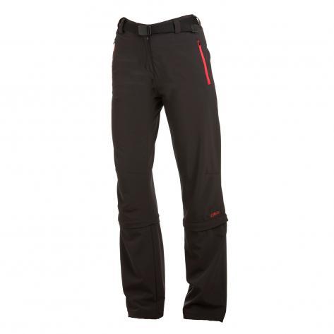 CMP Damen Hose Stretch Zip Off 3T51346