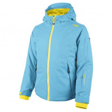 CMP Mädchen Skijacke Twill Fix Hood 3W06365 Turkish Größe 104,164