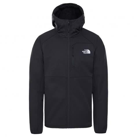 The North Face Herren Softshelljacke Quest Hooded Jacket 3YFP