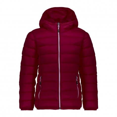 CMP Mädchen Jacke Girl Jacket Fix Hood 3Z16775 Granita Größe 116,128,140,152,164,176