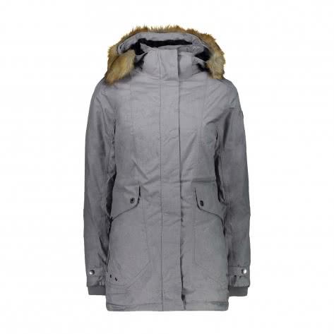 CMP Damen Winterjacke Woman Jacket Zip Hood 3Z18766