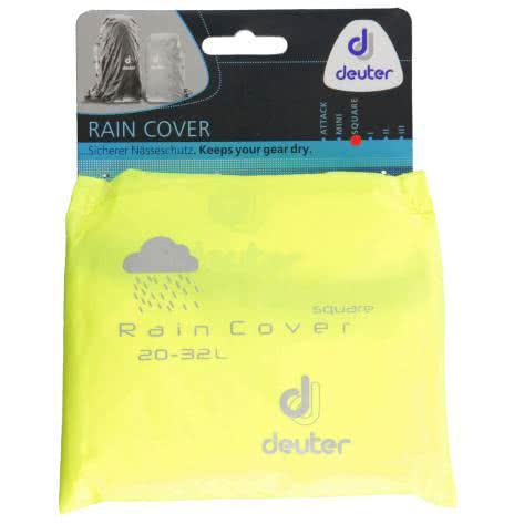Deuter Regenschutz Raincover Square 39510-8008 neon