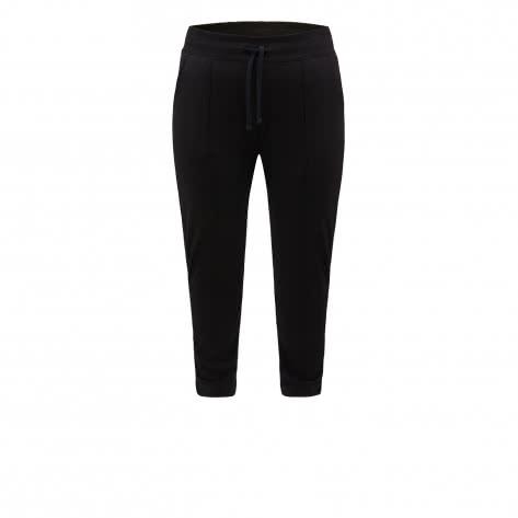 Venice Beach Damen Trainingshose Manon Curvy Fit 7/8 Pants 41071-990 48 black   48