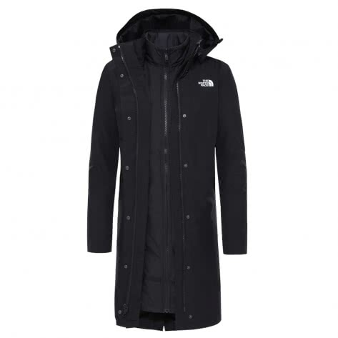 The North Face Damen Rec Suzanne Triclimate Parka 4SVP